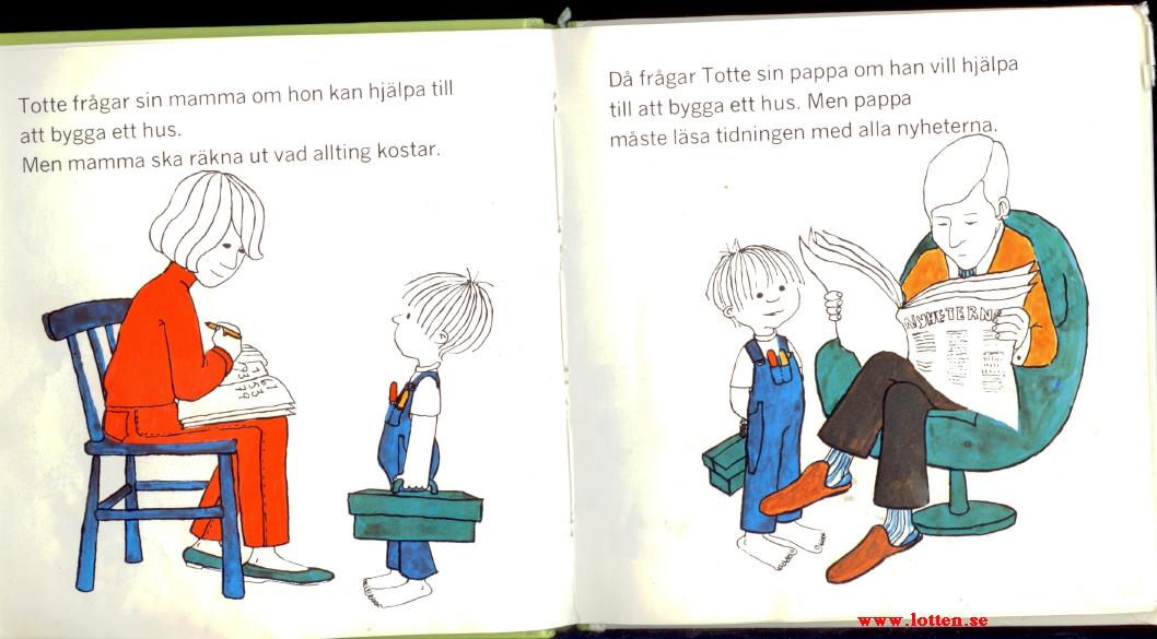 40 års skämt Lottens julkalender: Facit till Julkalendern 2 december 2008 40 års skämt
