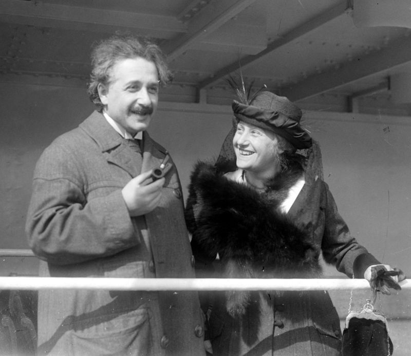 Einstein_Albert_Elsa